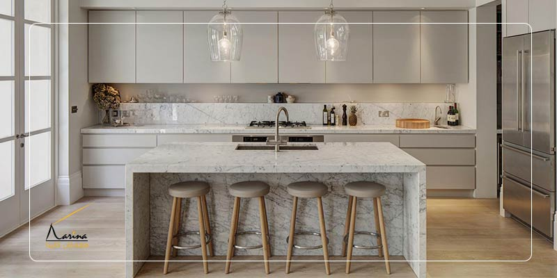 آشپزخانه نئوکلاسیک