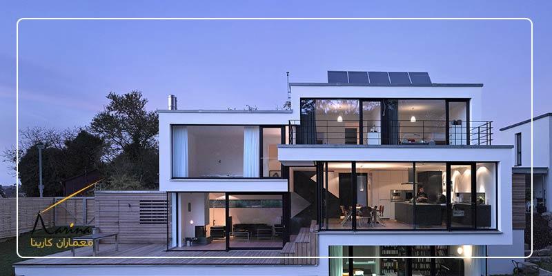 جدیدترین خانه های هوشمند