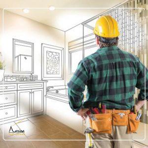 بازسازی منزل